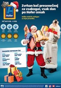 Hofer katalog od 27. 12. in od 29. 12.