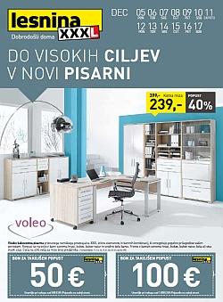 Lesnina katalog Pisarne do 17. 12.