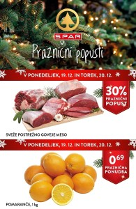 Spar in Interspar akcija do 20. 12.