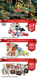 Spar in Interspar akcija do 29. 12.