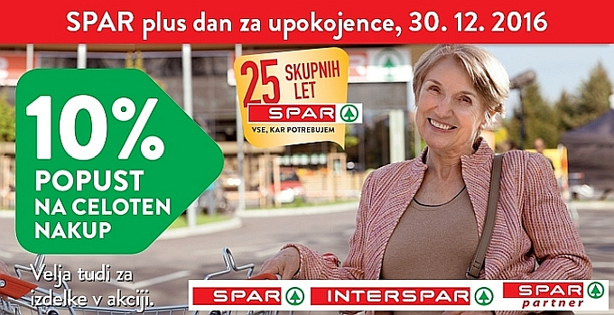 Spar in Interspar akcija