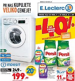 E Leclerc katalog Maribor do 22. 01.