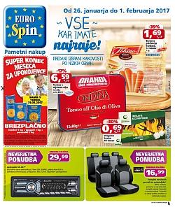 Eurospin katalog do 01. 02.