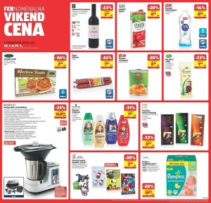 Hofer vikend akcija do 29. 01.