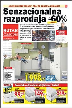 Rutar katalog Senzacionalna razprodaja do 14. 01.