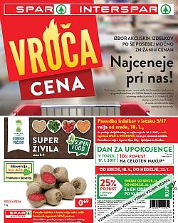Spar in Interspar katalog do 24. 01.