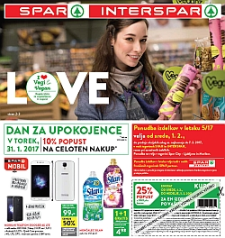 Spar in Interspar katalog do 07. 02.