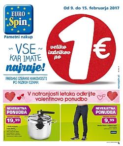Eurospin katalog do 15. 02.