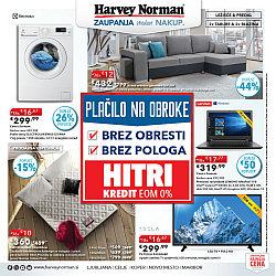 Harvey Norman katalog do 22. 02.
