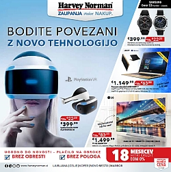 Harvey Norman katalog Tehnologija do 28. 02.