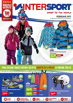 Intersport katalog februar 2017