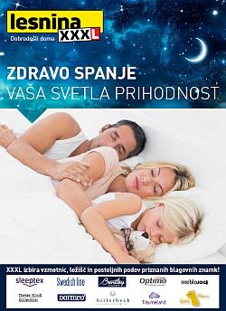 Lesnina katalog Zdravo spanje do 31. 12.