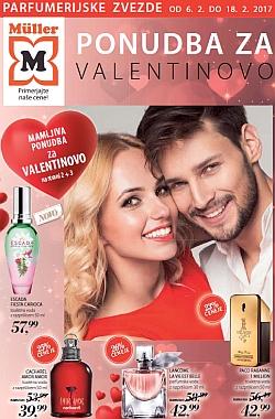 Muller katalog Ponudba za Valentinovo