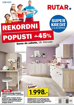 Rutar katalog Rekordni popusti do 18. 02.