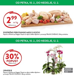 Spar in Interspar vikend akcija do 12. 02.