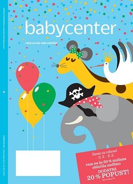 Baby Center katalog Februar 2017