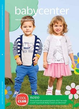 Baby Center katalog marec 2017