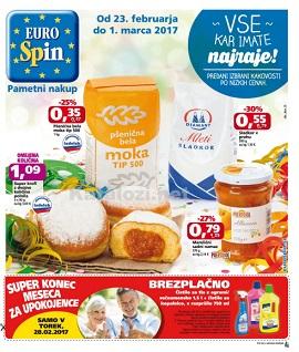 Eurospin katalog do 1.3.