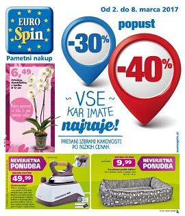 Eurospin katalog do 8.3.