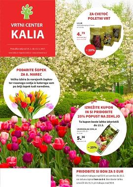 Kalia katalog Marec 2017