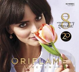 Oriflame katalog marec 2017