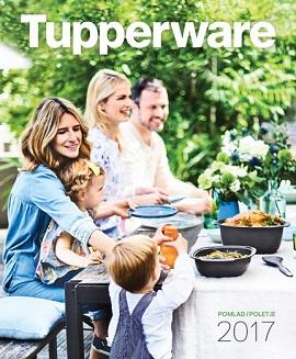 Tupperware katalog Pomlad poletje 2017