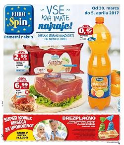 Eurospin katalog do 05. 04.