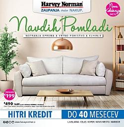 Harvey Norman katalog Navdih pomladi