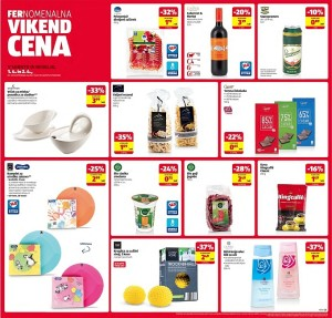 Hofer vikend akcija do 02. 04.