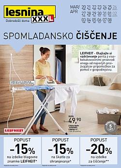 Lesnina katalog Spomladansko čiščenje