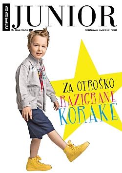 Mass katalog Otroci pomlad – poletje 2017