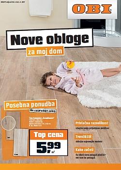 OBI katalog Nove obloge za dom