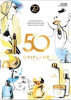 Oriflame katalog april 2017