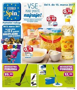 Eurospin katalog do 15.3.