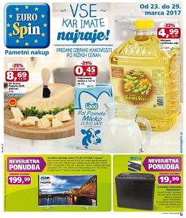 Eurospin katalog do 29.3.