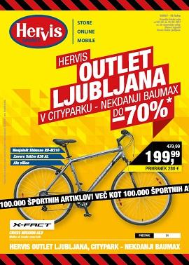Hervis katalog Ljubljana outlet