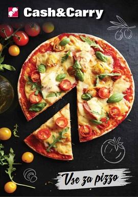 Mercator katalog Vse za pizzo