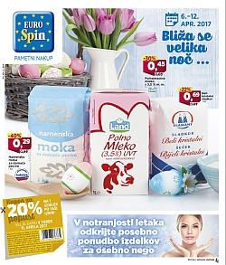 Eurospin katalog do 12. 04.