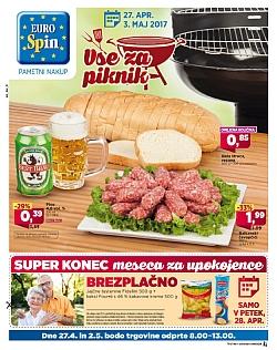 Eurospin katalog do 03. 05.