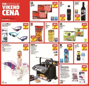 Hofer vikend akcija do 30. 04.