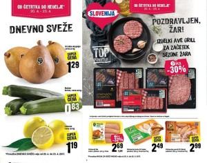 Mercator vikend akcija do 23. 04.