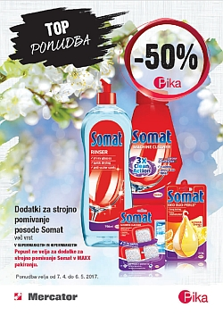 Mercator katalog Pika april 2017