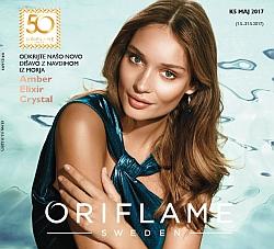 Oriflame katalog maj 2015