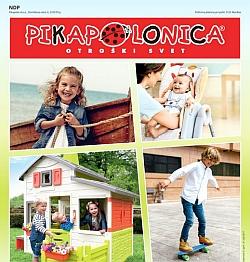 Pikapolonica katalog Igrače pomlad – poletje 17