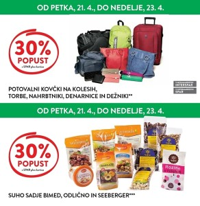 Spar in Interspar vikend akcija do 23. 04.