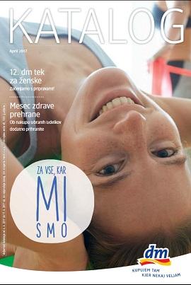 DM katalog april 2017