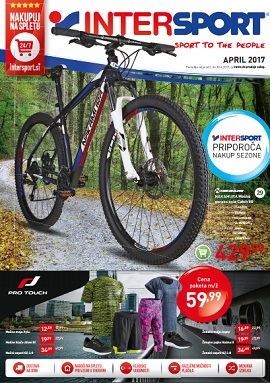 Intersport katalog april 2017