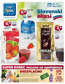 Eurospin katalog do 31. 05.