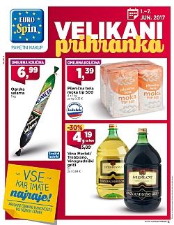 Eurospin katalog do 07. 06.