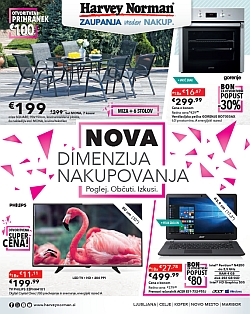 Harvey Norman katalog do 31. 05.